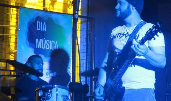Burburinho - Palco Cena Recife